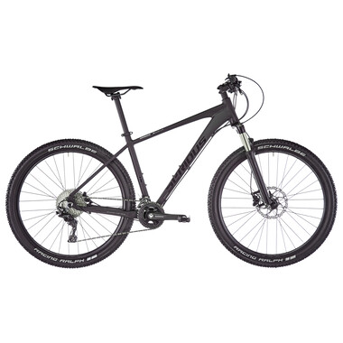 "MTB SERIOUS SIX TRAIL 27,5"" Schwarz 2019"